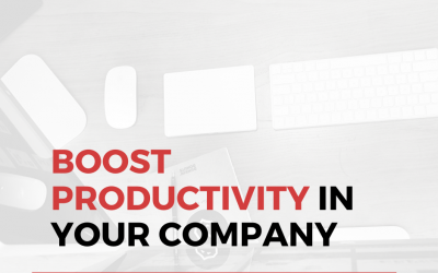 Time vs. Productivity: How to boost productivity in your company by 50%