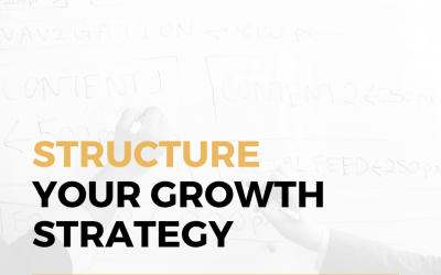 How To Structure Your Growth Strategy?