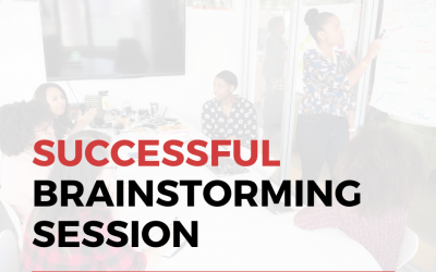 Methods For Having A Successful Brainstorming Session