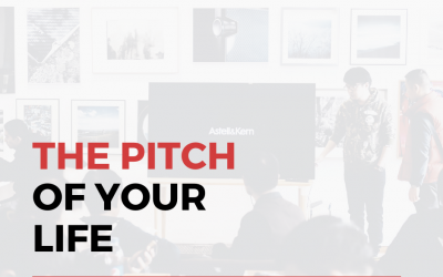 Business Pitch: Prepare The Pitch Of Your Life