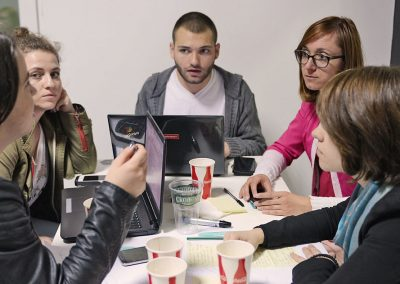 Mapping the Macedonian Startup ecosystem and building an online platform