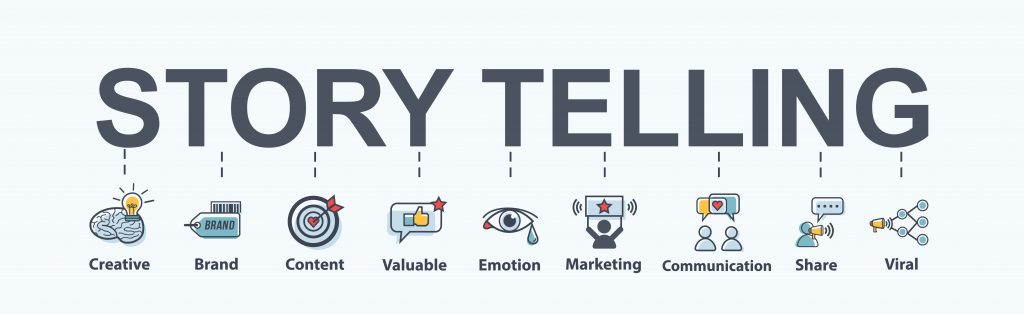 5 Designers' Tips to Improve your Visual Storytelling visual storytelling