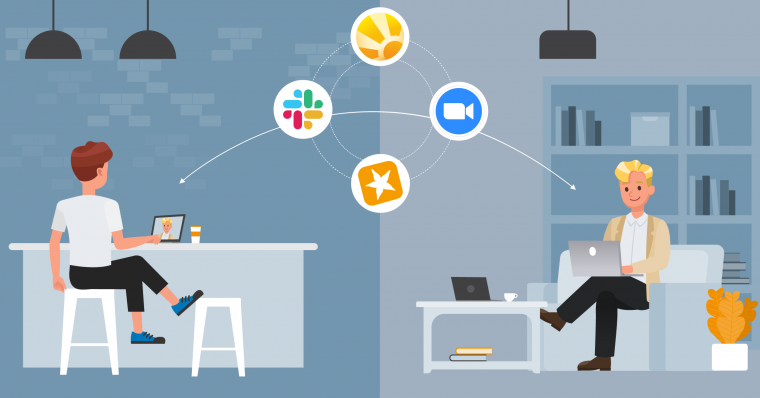 7 Ways To Ensure Your Remote Team Stays Productive remote team