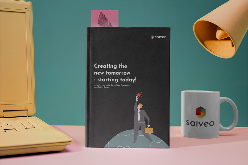 Creating The New Tomorrow – Starting Today the new tomorrow