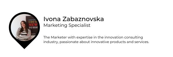 Ivona Marketing Specialist banner reputation marketing