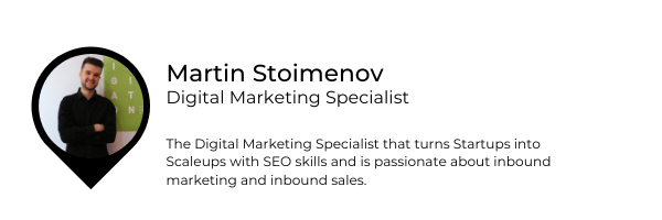 Martin Digital Marketing Specialist banner  integrated marketing